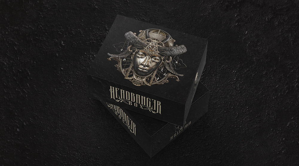 Abonnement Headbanger Box Artwork Of Gods and Men